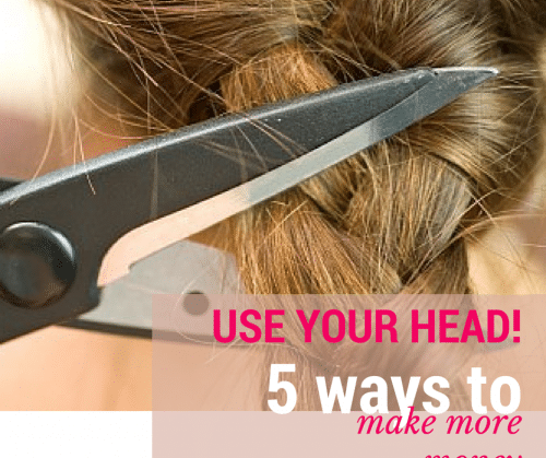 use-head-five-ways-make-money