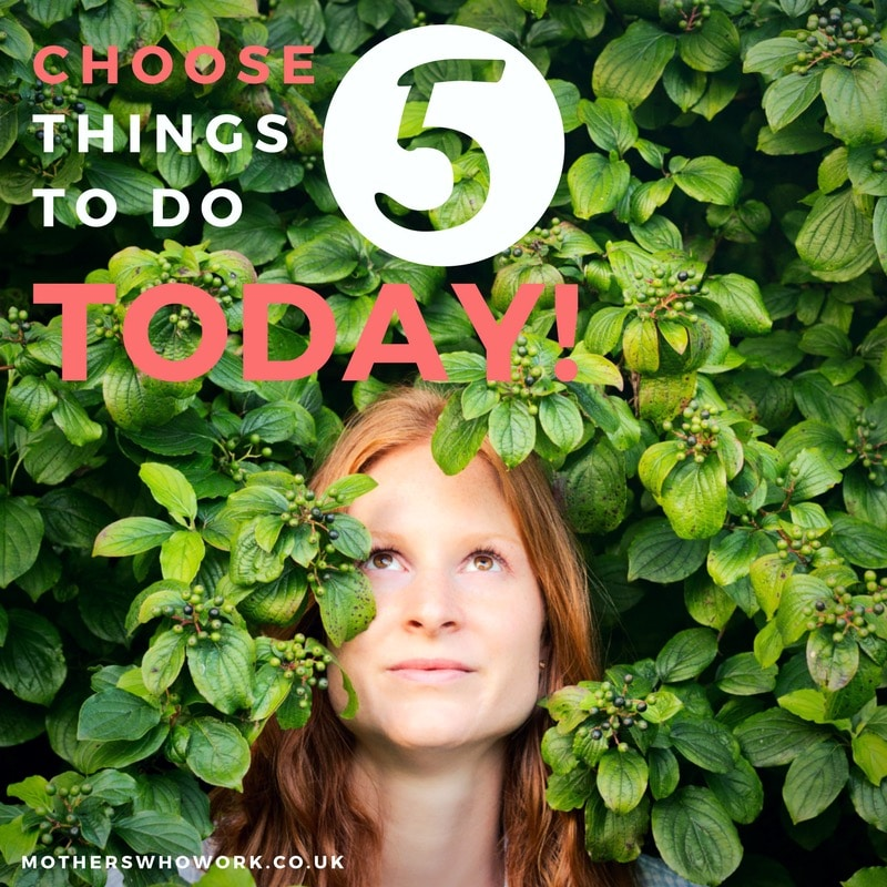 choose-5-things-to-do-a-day-you-wont-regret-it