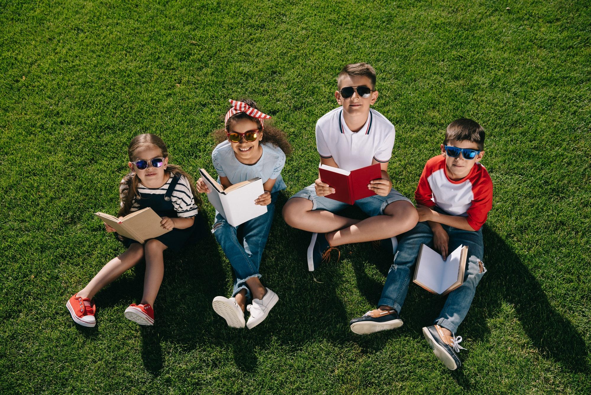summer reading loss